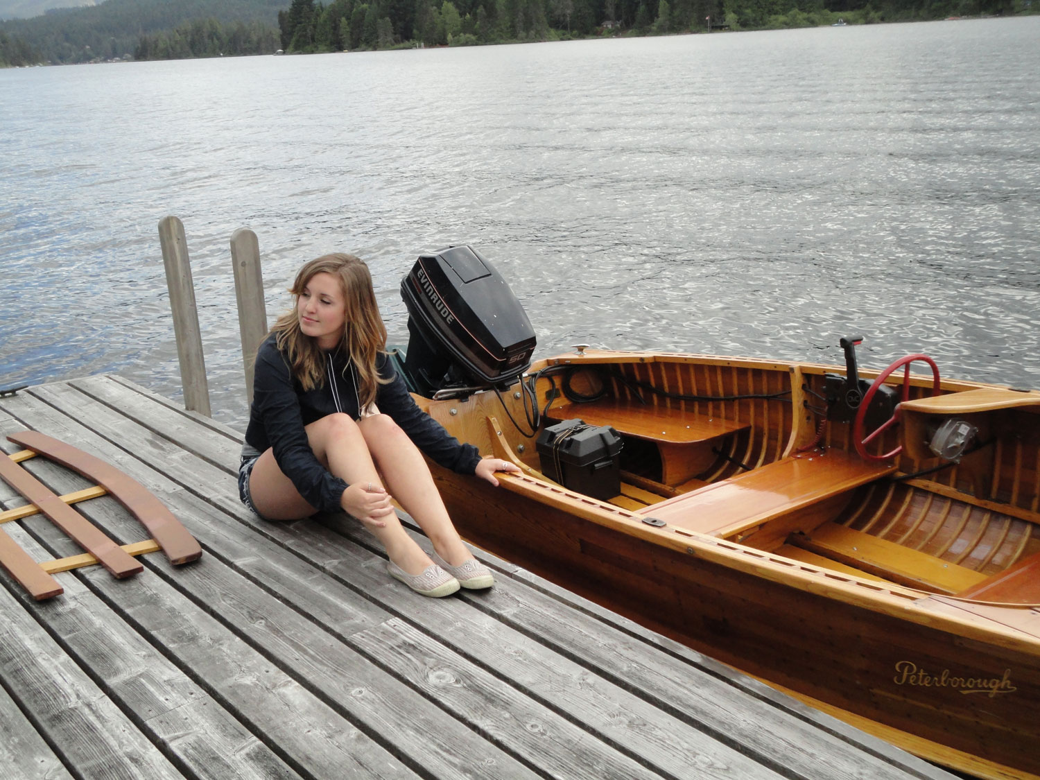 Boating – Shawnigan Lake, BC