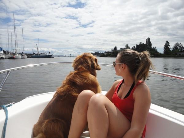 Boating - Victoria, BC