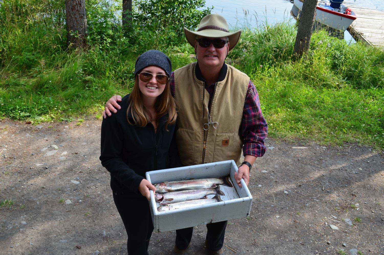 Fishing – Kamloops, BC